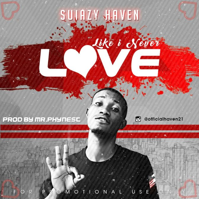 SULAZY HAVEN – LIKE I NEVER LOVE